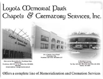 Crematory at Metro Manila